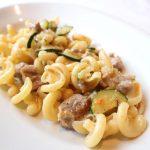 ラゴッチャでは3種類のパスタ、お魚料理とお肉料理をご用意しています。