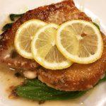 メカジキのムニャイヤは、ランチのお魚料理です。